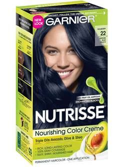 22 Intense Blue Black Blue Black Hair Color Hair Color For