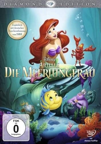 Arielle Die Meerjungfrau Die Kleine Meerjungfrau Meerjungfrau Disney Poster