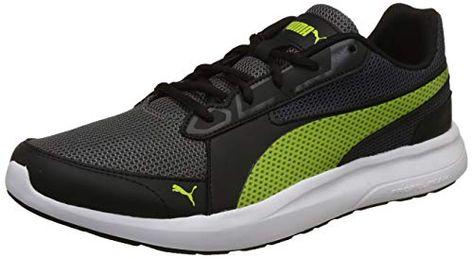 Puma Men S Asphalt Quiet Shade Black Sneakers 6 Uk India Https