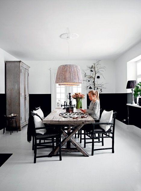 Christmas at the home of designer tine kjeldsen nordicdesign