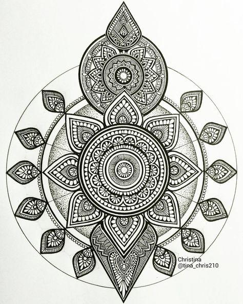 Idea By Federica Ricci On Mandala Mandala Coloring Pages