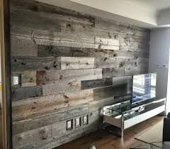 Image Result For Staggered Edge Barn Board Wall Wood Feature