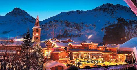 Les Plus Belles Adresses De Val D Isere La Haut Sur La Montagne
