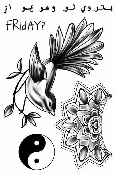 Pin By M Fatnani On Tattoo With Images Zayn Malik Tattoos Minimalist Tattoo Tattoo Styles