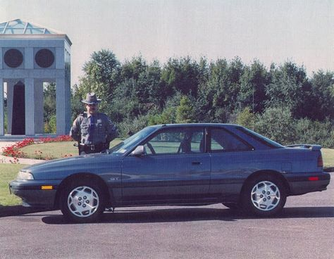 Tamerlane S Thoughts Connecticut State Police Mazda Mx 6 Mazda State Police Mazda Cars