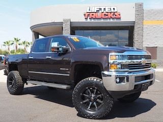 2018 Chevrolet Silverado 3500hd Ltz Truck Crew Cab Lifted Trucks
