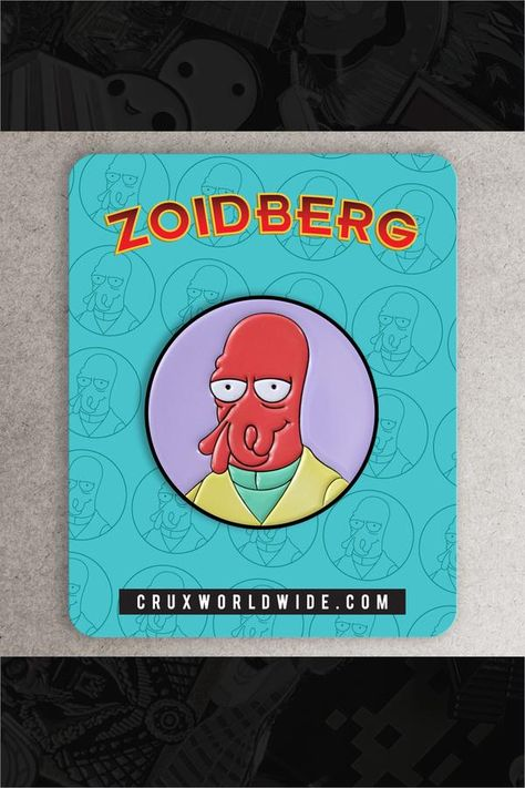 "394. ""Zoidberg"" Pin by T-CRUX"