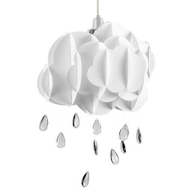 Shades Ceiling Lamp Lights, White Childrens Lampshade