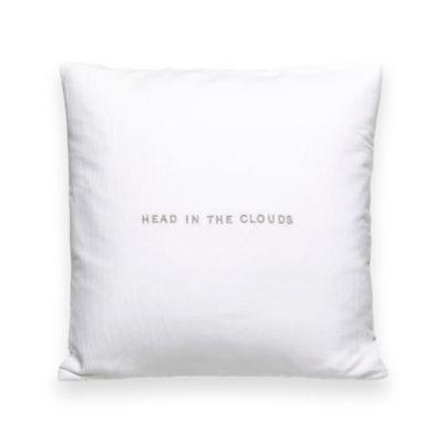 Words Of Wisdom 16 Square Throw Pillow