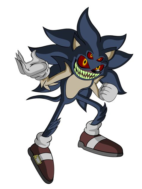 Sonic Exe Second Form By Teenage Brautwurst On Deviantart Sonic Art Tails Doll Sonic Adventure