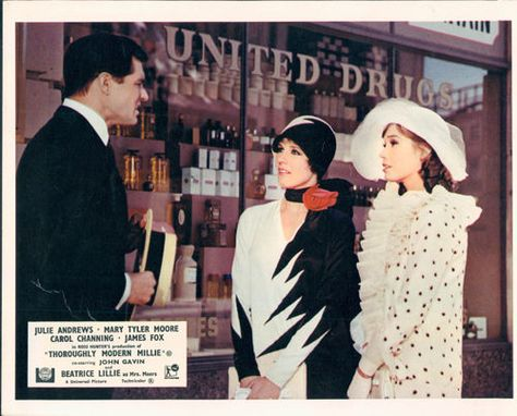 Thoroughly Modern Millie Julie Andrews John Gavin Mary Tyler Moore