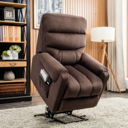 Canmov Electric Power Lift Recliner Chair Comfortable Antiskid