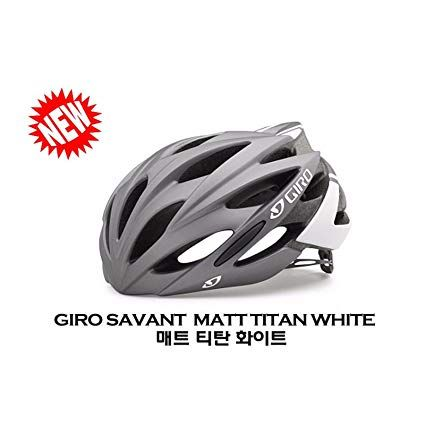 Giro New Savant Cycling Helmet Asian Fit Super Light Review
