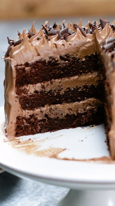 Sara Lee Chocolate Gateau
