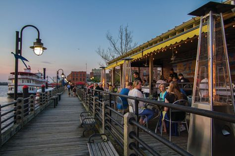 The George At Riverwalk In Downtown Wilmington Nc Favorite Places Pinterest And