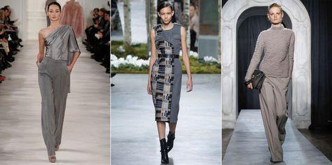 Fall 2014 Fashion Trend: Gray