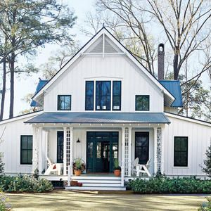 17 Pretty House Plans With Porches Porch House Plans Southern Living House Plans Lake House Plans