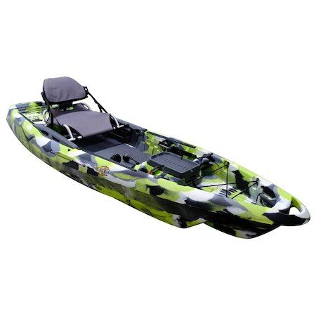 3 Waters Kayaks Big Fish 120 Gander Outdoors Kayak Fishing
