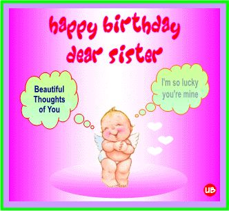 For A Cool Sis Free Email Birthday Cards Sister