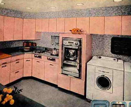 61 Mamie Pink Kitchens: Let\'s start with 10 from the big name brands ...