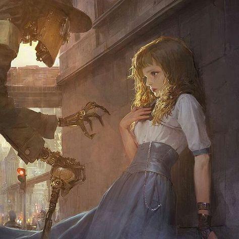 "Gefällt 2,660 Mal, 4 Kommentare - Visions of... (@eclosion.games) auf Instagram: ""× © Pyeongjun ➡️ Discover more on www.facebook.com/EclosionFantasy (link in bio)  ____ #digitalart…"""