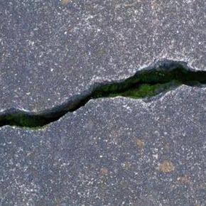 How to Repair a Cracked and Uneven Cement Pad in 2019