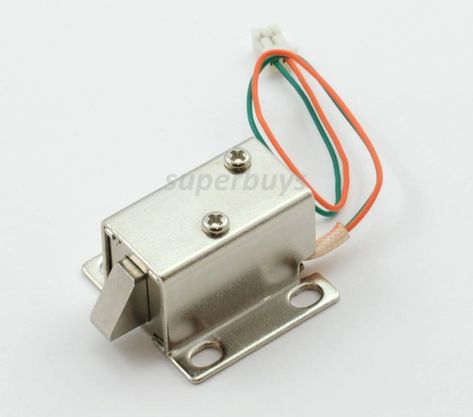 16 95 Aud Electronic Latch Lock Catch Door Gate 12v Electric Release Assembly Solenoid Ebay Home Garden Door Gate Ebay Doors