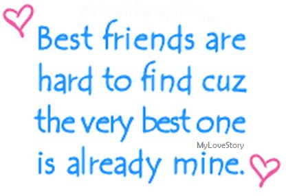 cute quotes for your best friend