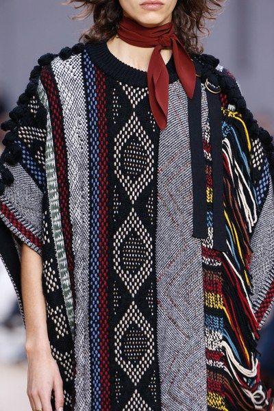 Chloé Fall 2016 Ready-to-Wear Fashion Show Details