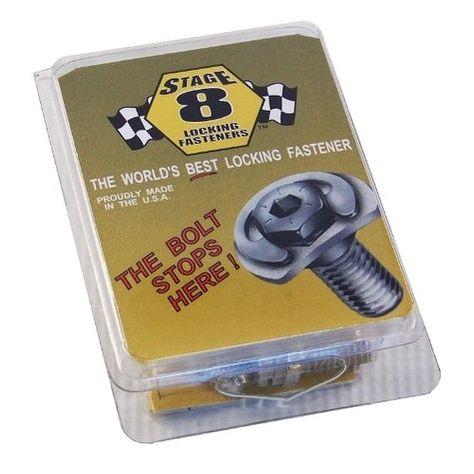 Mr Gasket 2235G HEADLOCK Locking Header Bolts