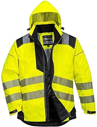 Best Seller Portwest Pw3 Hi Vis Winter Jacket T400 Online Jackets Winter Jackets Men S Coats And Jackets