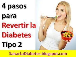 revertir la diabetes de forma natural