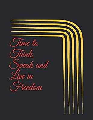 Time to Think, Speak and Live in Freedom (Diary of a Small ...