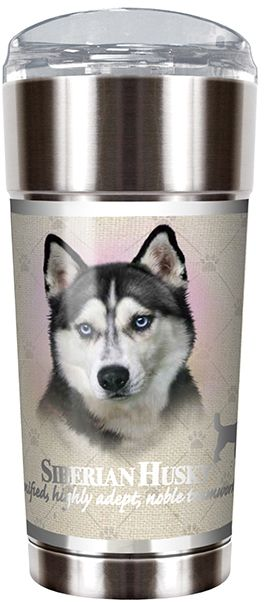 Siberian Husky 24 Oz Party Cup Siberian Husky Lovers Store