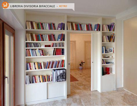 libreria su misura - Falegnamerie Design | Librerie su misura in ...