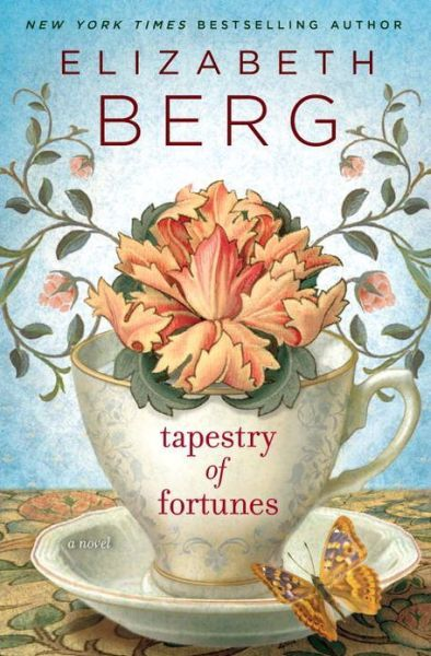 Tapestry of Fortunes This isn't a romance cover but it's a great 2013 cover!
