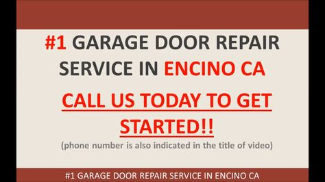 We Provides Both Commericial And Residential Garage Door Repairs All