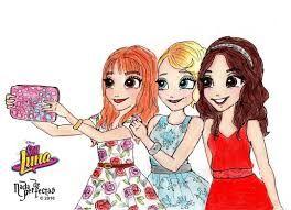 52 best soy luna dessin images on Pinterest  Disney channel