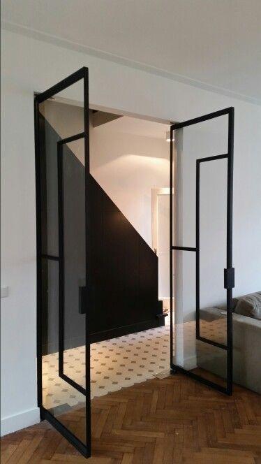 Home Design Decorated House Luxury Wall Floor Paint Lighting Living Door Door Design Interior Glass Doors Interior Doors Interior