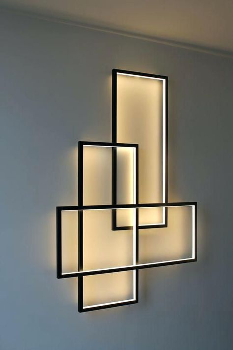 Wall Accent Lighting Mind Ing Art Ideas
