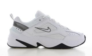 M2k Tekno Wit Dames | Sneakers, Sneakers nike, Air jordans