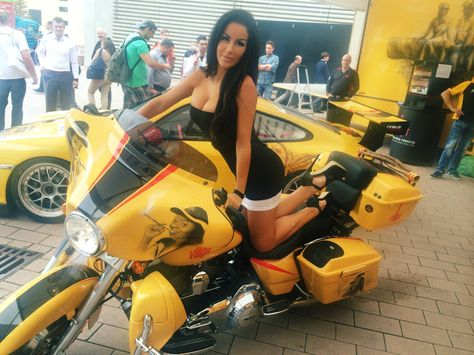 Idea)))) amature hot rod pin up girls could not