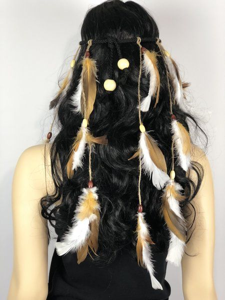 Homemade Hippie Headbands