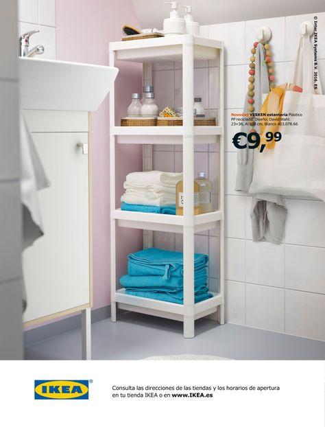 Catálogo Baños 2017 Ikea ванная дом Y декор