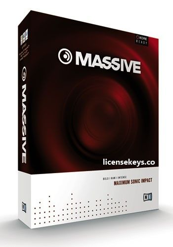 Native Instruments Massive 1 5 5 Crack + Full Version Is