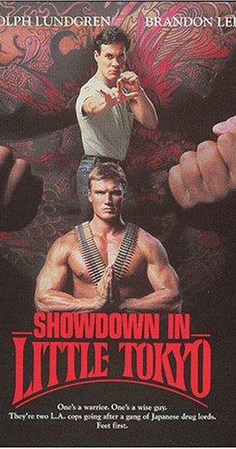 Showdown in Little Tokyo (1991) - IMDb