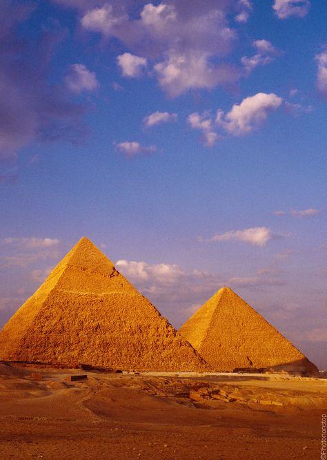 Le Caire en 5 incontournables - Les Pyramides de Gizeh, Egypte (The Giza Necropolis, Egypt)