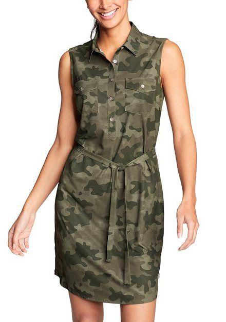 Blusenkleid Departue ärmellos | Kleider sale, Blusenkleid