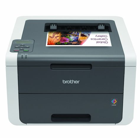 Best Color Laser Printer For Home And Small Business Brother Printers Color Printer Wireless Networking