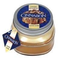 Cinnabon Candle...mmm...